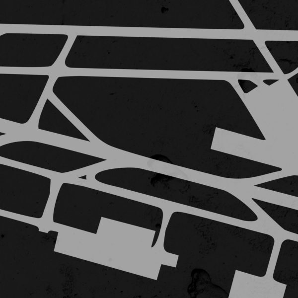 DEL Airport Poster Detail