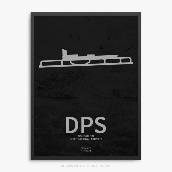 DPS Airport Poster