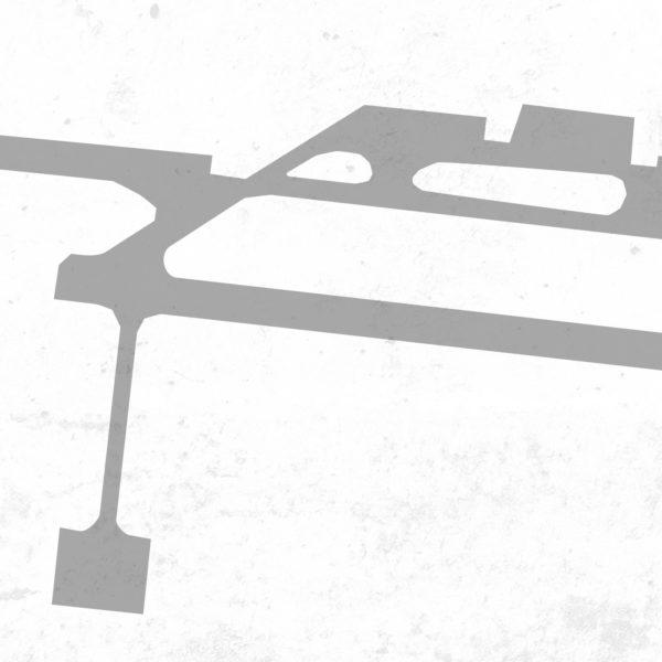 MGA Airport Poster Detail