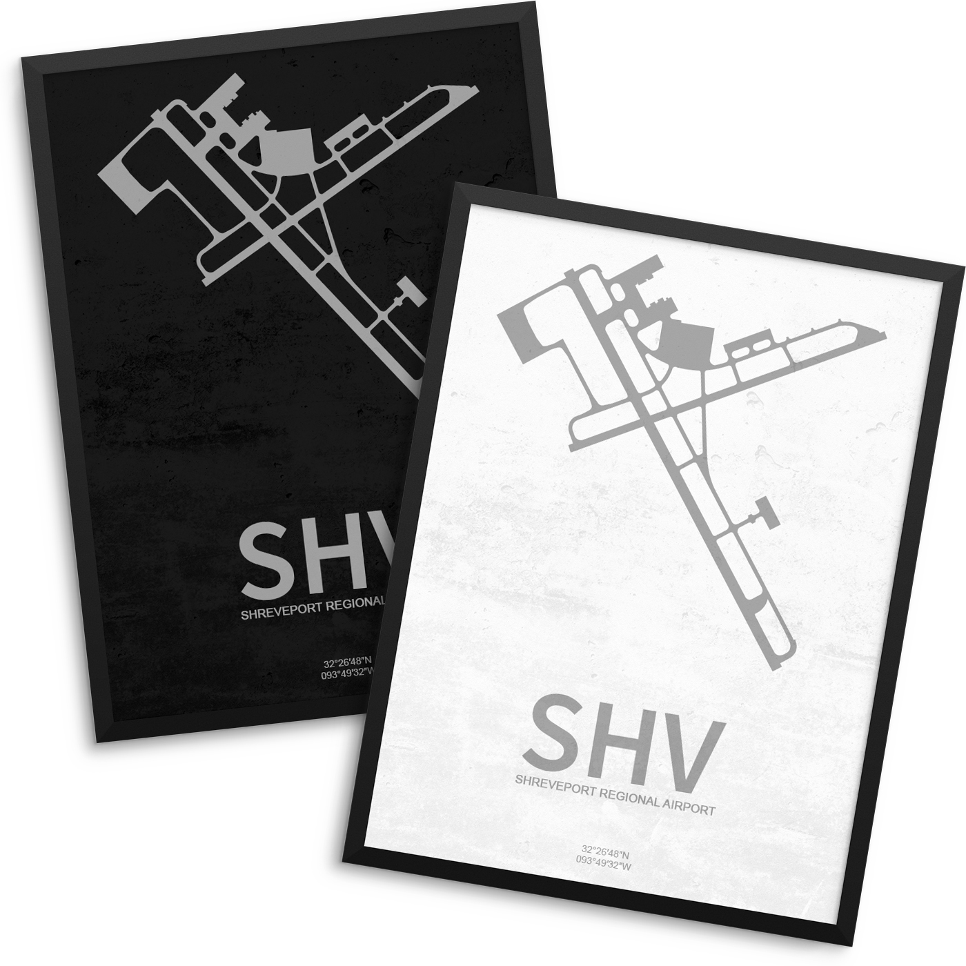 SHV Airport Poster