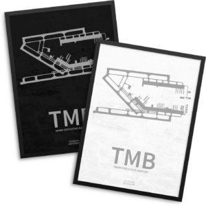TMB Airport Poster