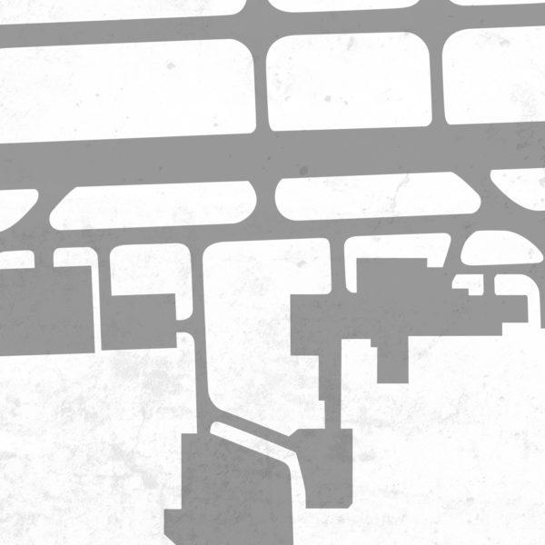 PTK Airport Poster Detail